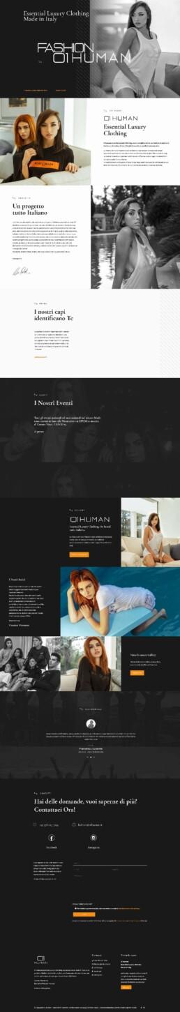 01human.it – Essential Luxury Clothing