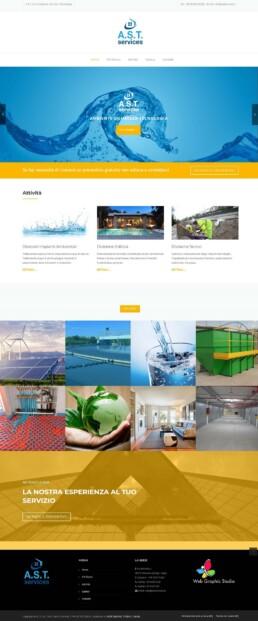 AST Services Ambiente Sicurezza tecnologia