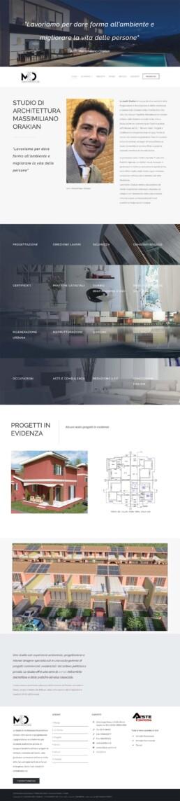 Arch. Massimiliano Orakian - Studio di Architett