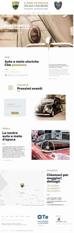 Cams Pomezia Auto e Moto Storiche