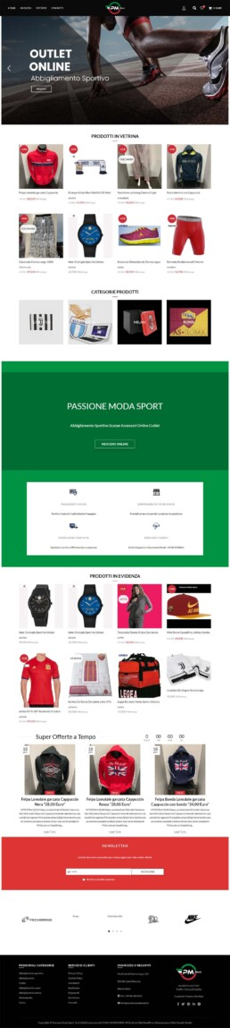Passione Moda Sport Outlet Online-3