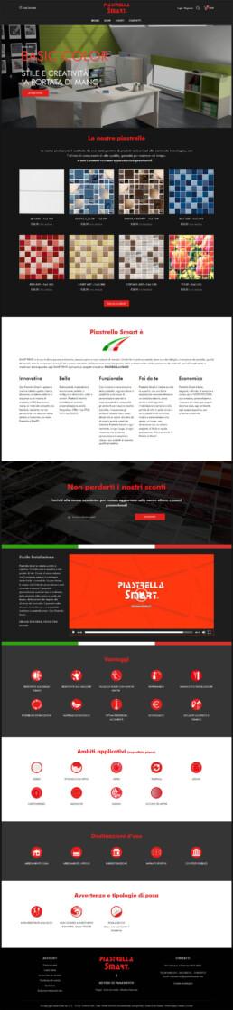 Piastrella Smart - Piastrelle Autoadesive