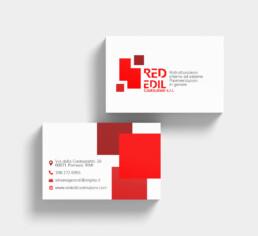 Red Edil Costruzioni - Business Card