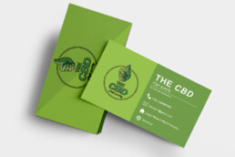 The CBD - Business Card