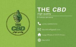 The CBD - Business Card