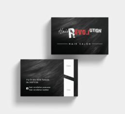 Hair Revolution - Business Card
